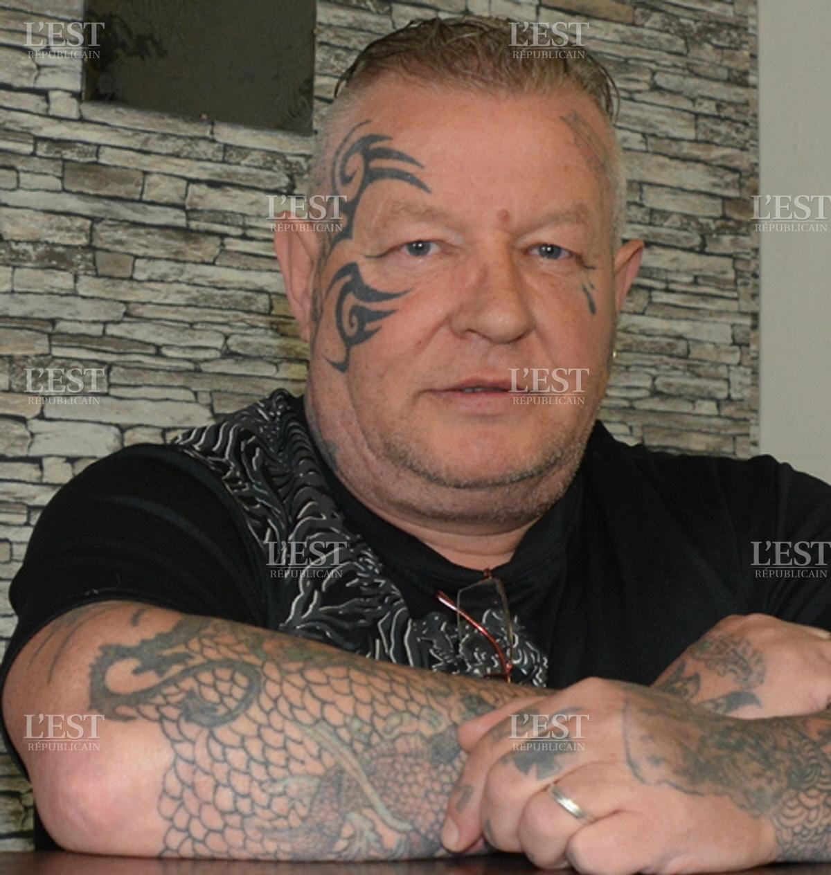 tatouage gitan