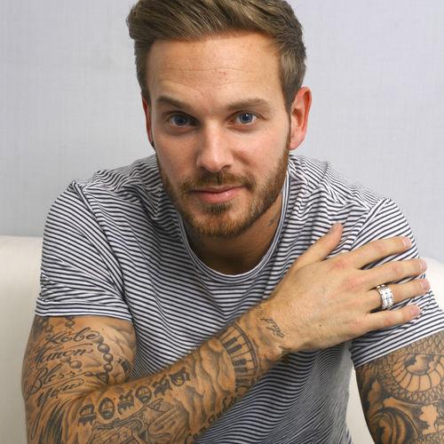 tatouage m pokora bras
