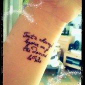 tatouage maman