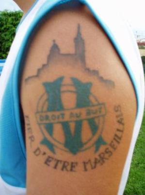 tatouage o m