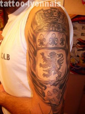 tatouage ol