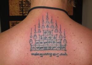 tatouage thailandais