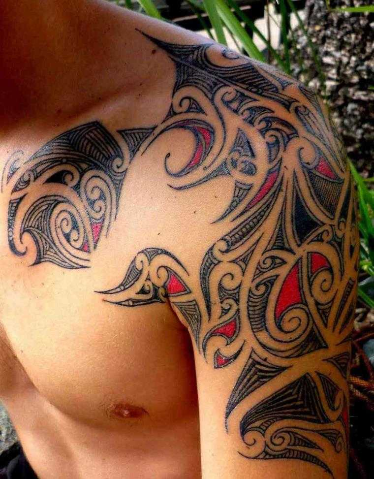 tatouage tribal 2018