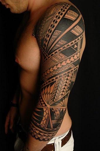 tatouage tribal 3