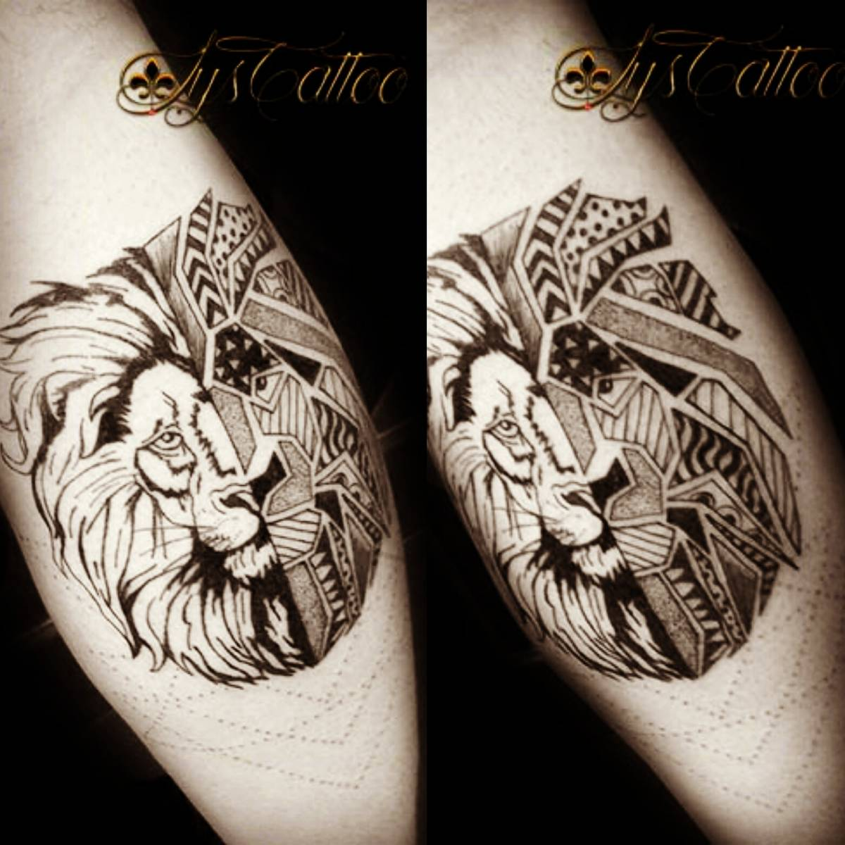 tatouage tribal bordeaux