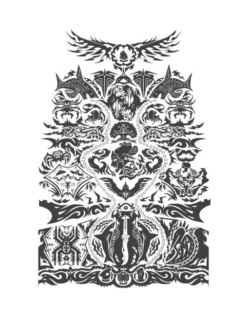tatouage tribal far cry 3