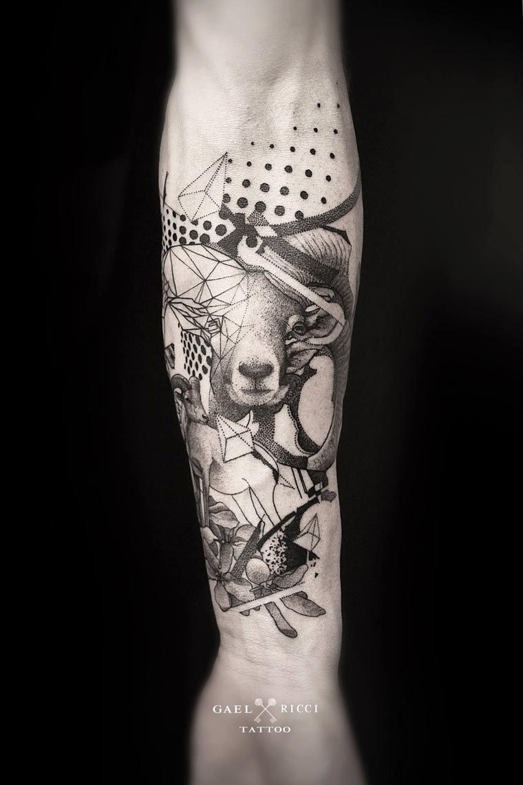tatouage ufunk