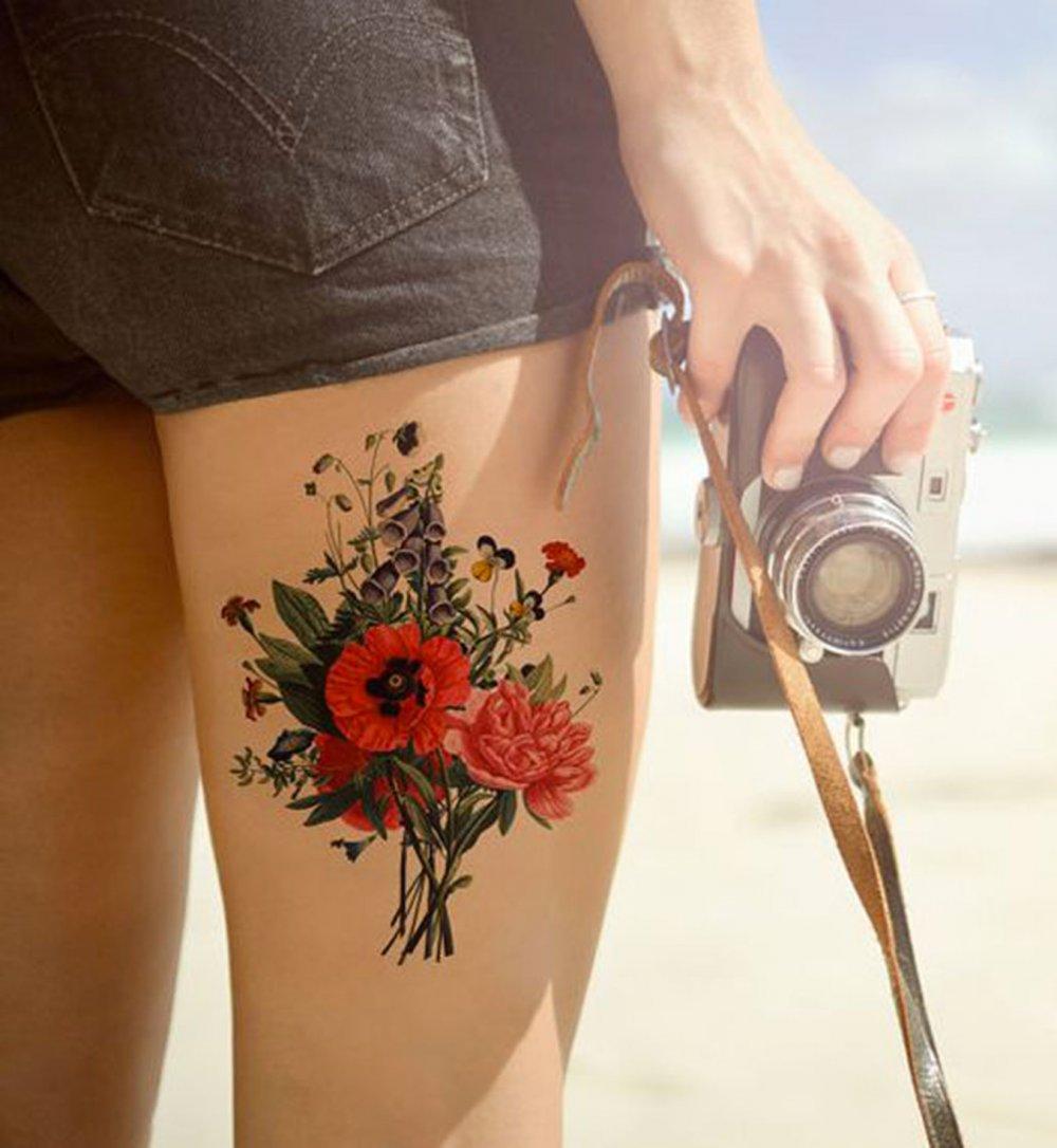 tatouage vintage
