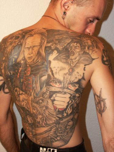 tatouage zidane