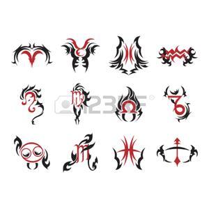 tatouage zodiaque